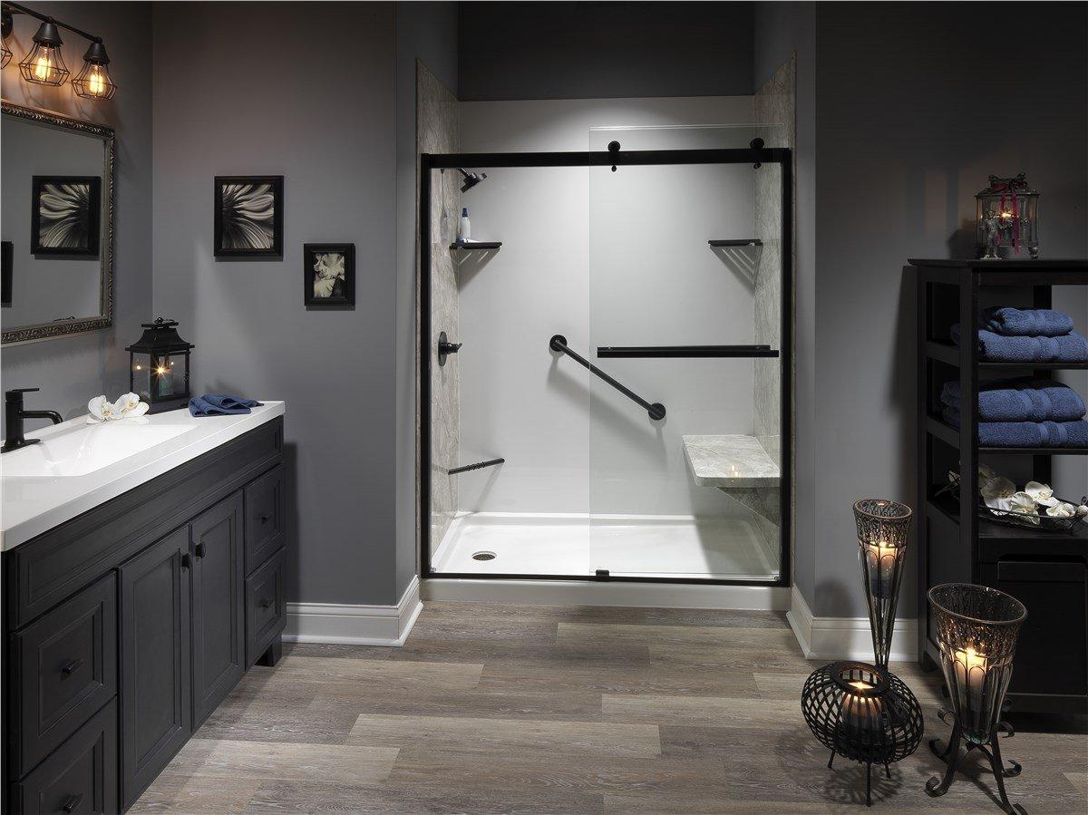 Acylic Shower Stall Portland
