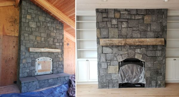 Fireplace Remodel Wilsonville OR