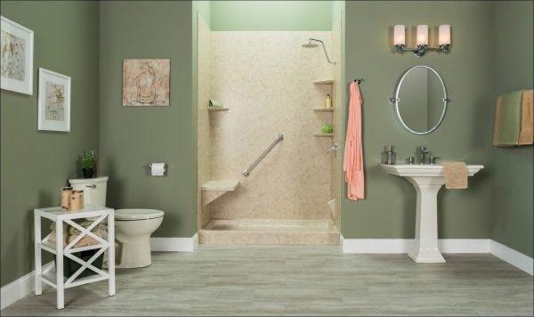 New Walk In Shower Installation Portland OR