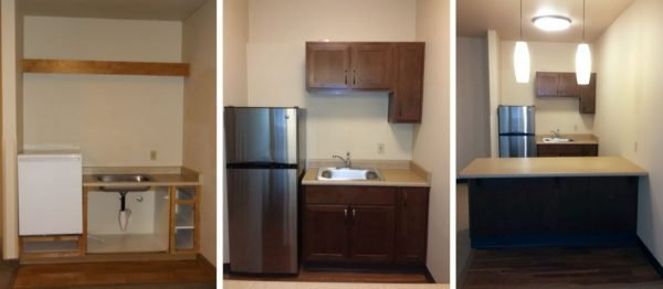 Kitchenette Remodel Portland OR