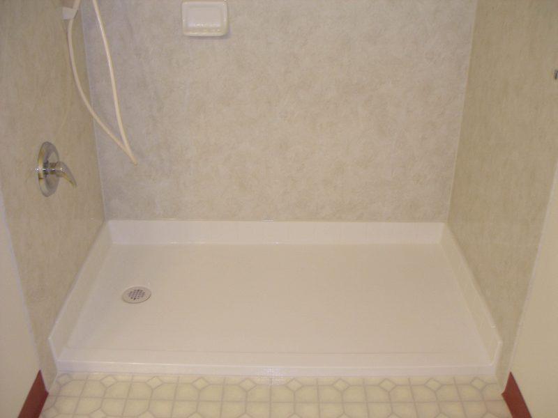 Barrier Free Shower Oregon