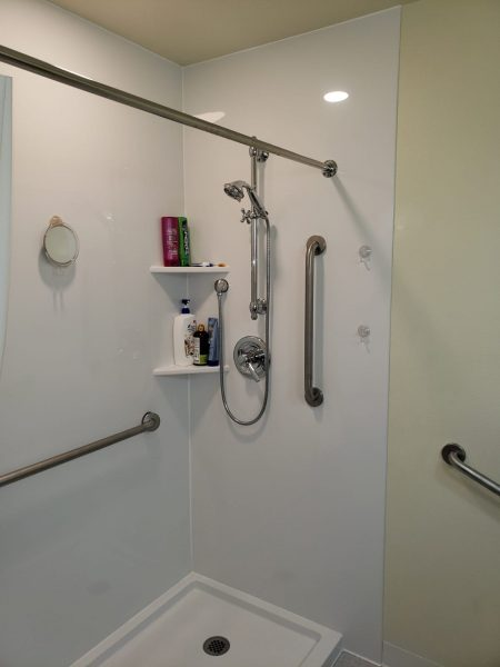 Tub to Shower Conversion Salem